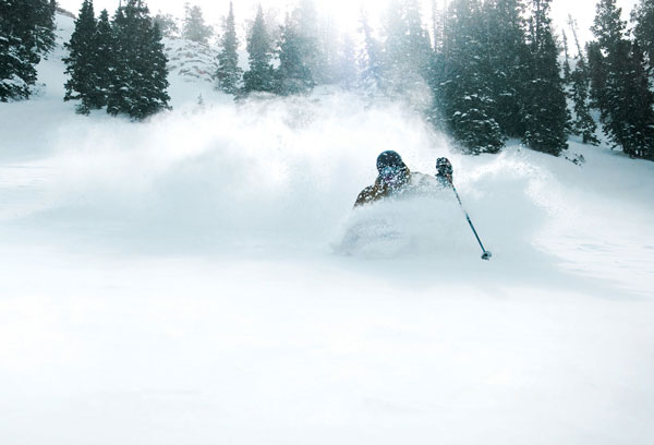 Park City powder, can't wait for some of this