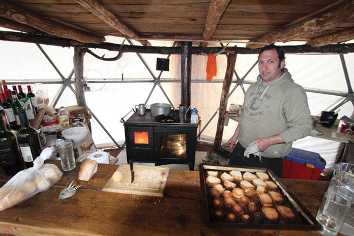 Mallin Alto wood fire cuisine