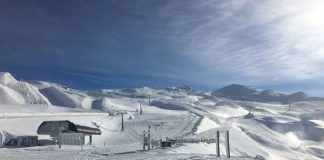 Cardrona opens early