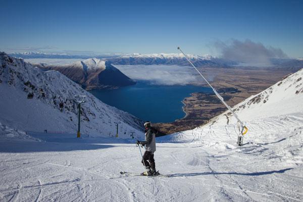 ski New Zealand Ohau