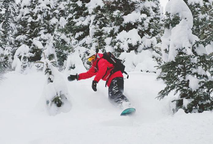 Cat skiing Purgatory
