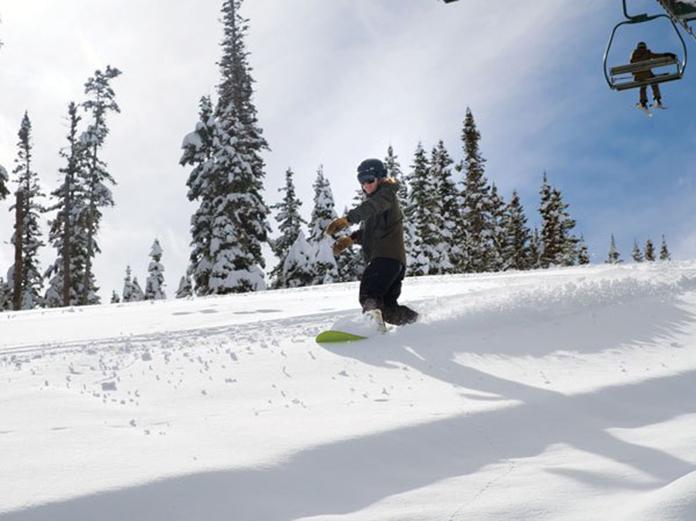 Snowboarding Purgatory