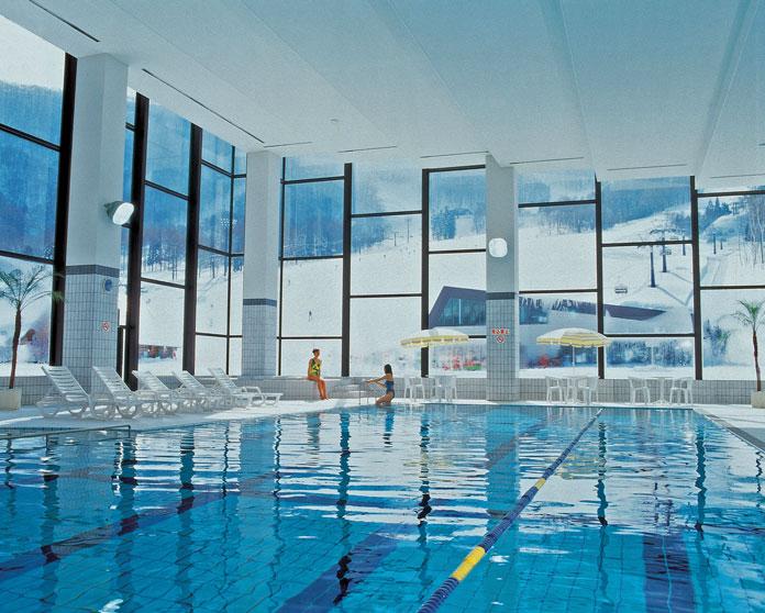 Tangram Madarao Tokyu Resort Hotel pool