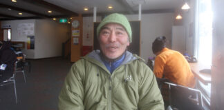 lendary avalanche expert, based in Moiwa