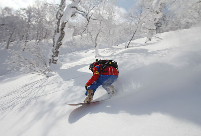 On the charge in Appi powder