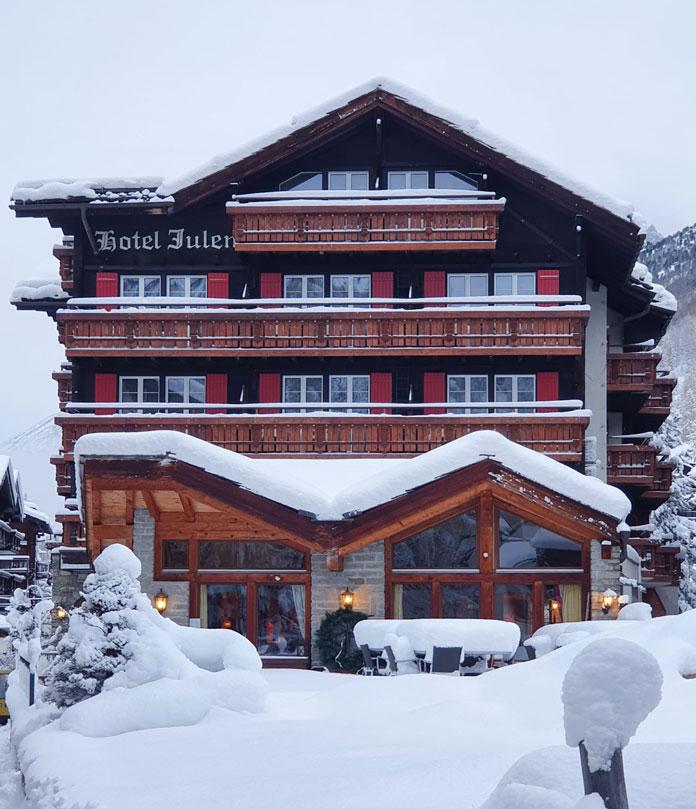 Hotel Julen Zermatt