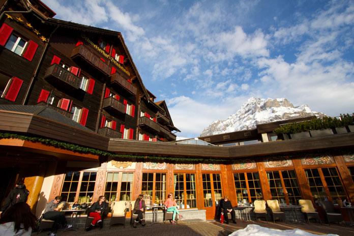 Hotel Romantik Schwiezerhof Grindelwald