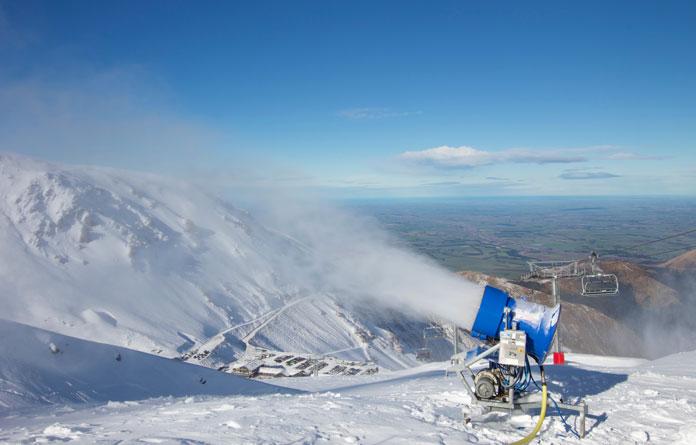 The South Island ski season starts June 12 at Mt Hutt