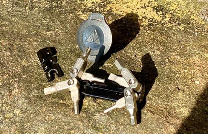 Granite Design Secret Stash multi-tool