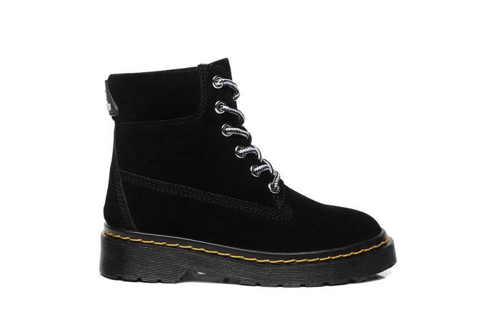 Everau Explorer Kids all-weather boots black colour