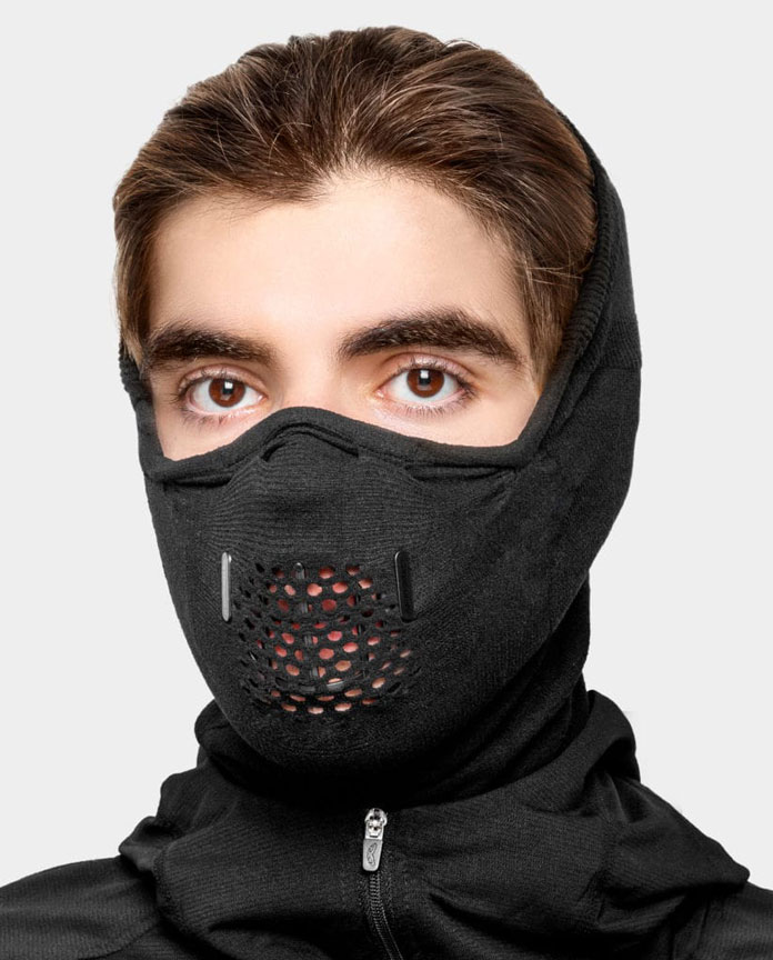 ZH5 Winter Face Mask/Ski Balaclava from Naroo Mask
