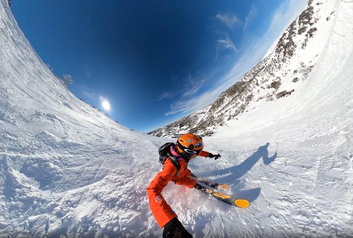 Skiing Kamikaze, Australia's #1 ski run contender