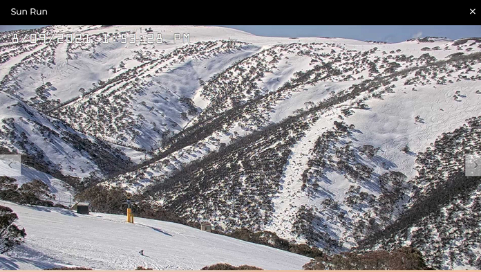 Sun Run at Hotham looks ready to reopen today